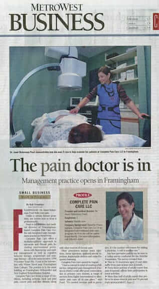 Janet Pearl MD Article